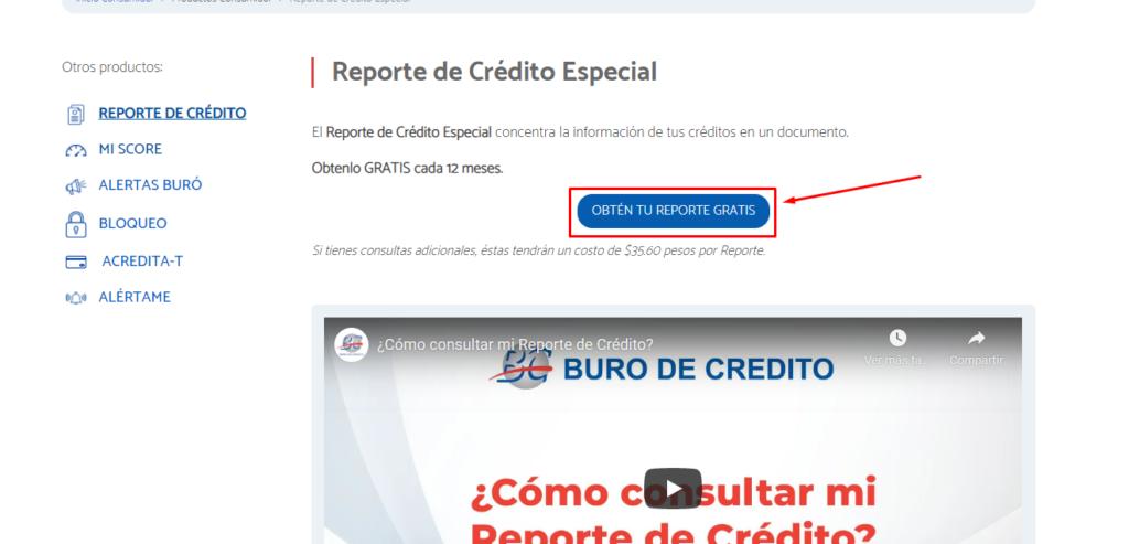 comprobar historial crediticio online 2021